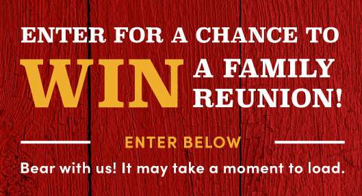 Country Cock Big Family Reunion Sweepstakes 2021