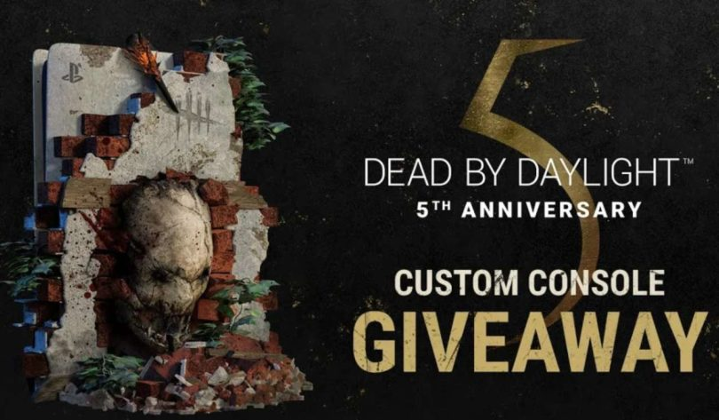 Dead By Daylight PS5 Giveaway 2021