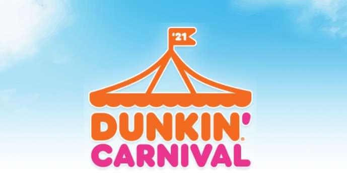 Dunkin' Carnival 2021