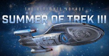 Eaglemoss Summer of Trek Sweepstakes 2021