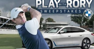 Golfnow Play With Rory Sweepstakes 2021