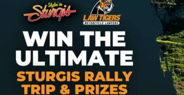 Law Tigers Stylin' in Sturgis 2021 Sweepstakes