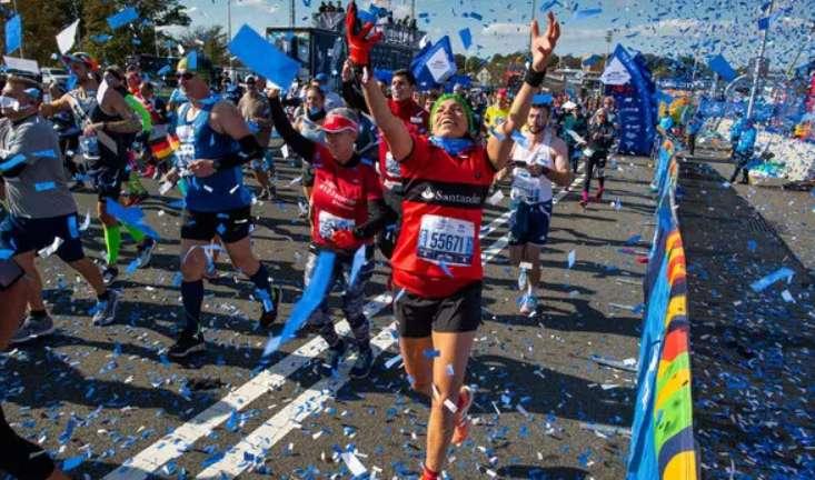 Michelob ULTRA NY Marathon Bib Sweepstakes 2021