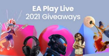 Playr.gg EA Play Live Giveaway 2021