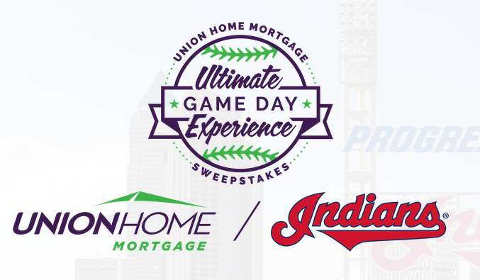 Union Home Mortgage Ultimate Game Day Experience Sweepstakes