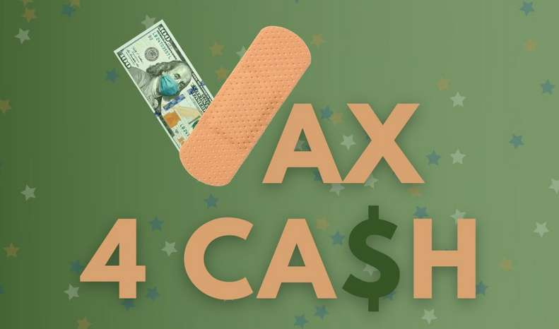 City of Chattanooga Vax 4 Cash Sweepstakes Giveaway