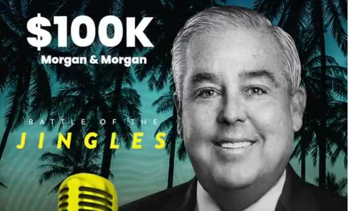 Morgan And Morgan Jingle Contest 2021
