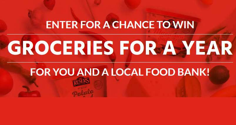 Reser's Groceries For a Year Sweepstakes 2021