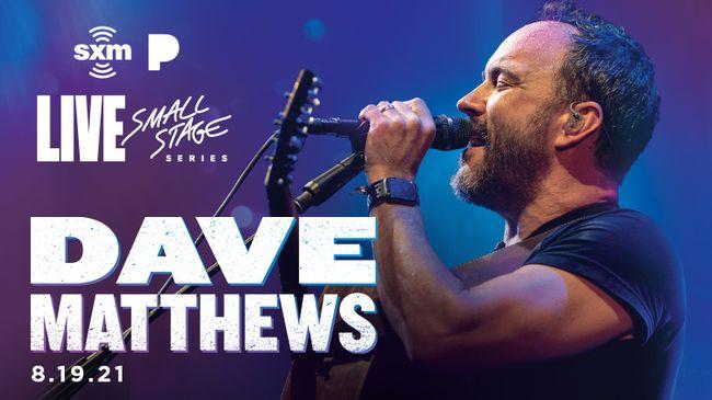 SiriusXM Dave Matthews Contest 2021