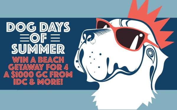 WJRR Dog Days Of Summer Contest 2021