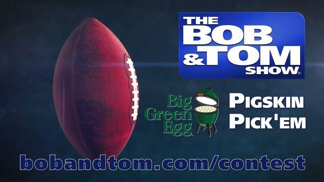 Bobandtom.com Contest 2021