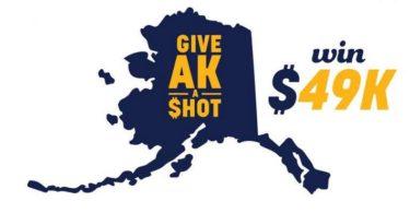 Give AK A Shot Sweepstakes