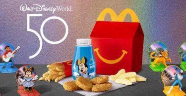 McDonalds Disney World Sweepstakes Contest 2021