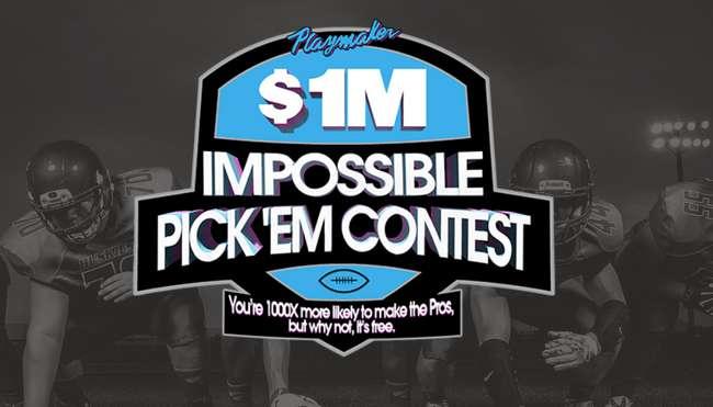 Impossible Contest Pick 'Em Contest 2021