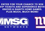MSG Ultimate Sweepstakes 2021